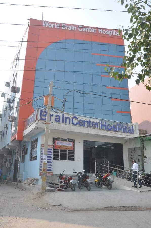 World Brain Center Hospital – New Delhi