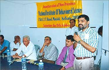 National Institute of Behavioural Sciences – Kolkata, West Bengal